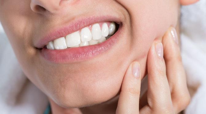 ilningar i tänder